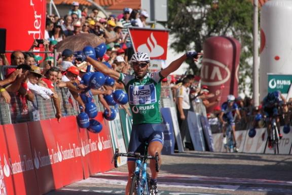 Veloso vince 6° Tappa (Jean Claude Faucher)