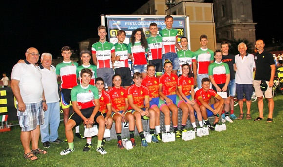Campioni Italiani e Campioni Veneti (Photobicicailotto)