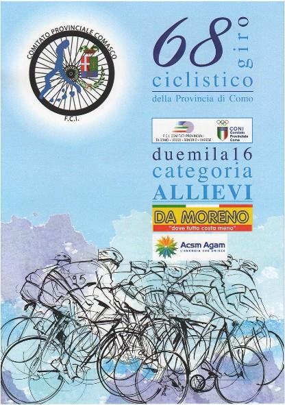 05.08.16 - lOCANDINA 68^ gIRO DI cOMO