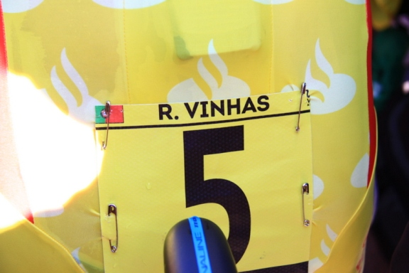 nr. 5 - Il dorsale di Rui Vinhas (Foto JC Faucher)