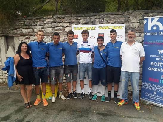 Campione regionale Lazio U23