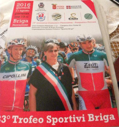 10.08.16 - Locandina del 33^ Trofeo Sportivi di Briga