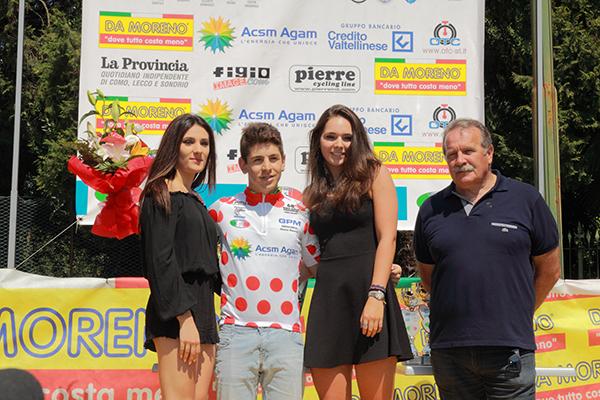 da sx, Chiara, Sulis, Eleonora e Rusconi (Foto Kia)