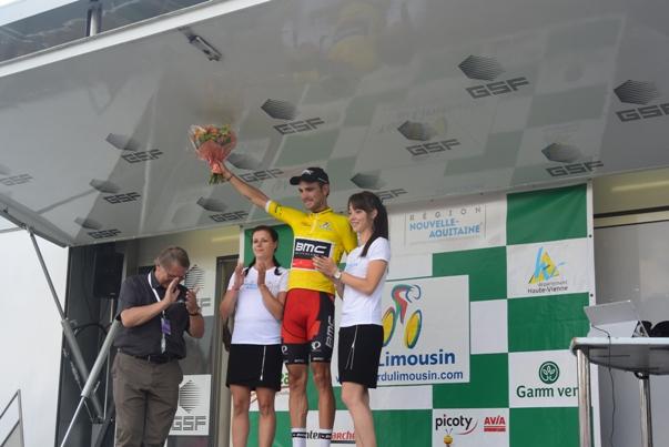 Rosskoph conquista anche la maglia di leader (Foto Aldo Trovati)