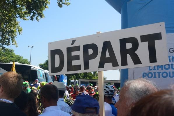 Raduno di partenza a Dun Le Palestel (Foto Trovati Aldo)