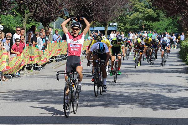 Samuele Rubino vince ad Orino (Foto Kia)