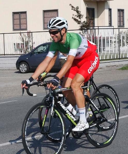 Il Tricolore d'Italia, Davide Orrico (Foto Pisoni)