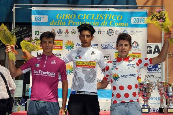Da sx, Giambersio, Parisini e Sulis (Foto Mambretti)
