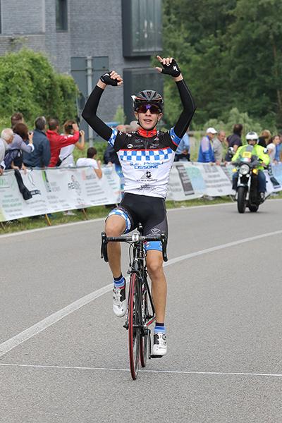 Davide Magro vince a Villaguardia (Foto Kia)