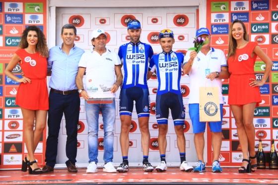 Veloso e Vinhas premiati a Mondim de Basto (JC Faucher)