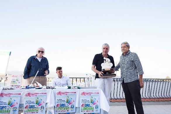 Hotel Bocca di Magra presentazione 41° Giro della Lunigiana per Juniores dal 2 al 4 settembre 2016