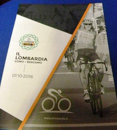 01.10.16 - Locandina Il Lombardia