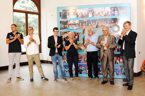 Inaugurazione Mostra Fotografica e Storica Giro del Trentino (Foto Mosna Natascia G.)