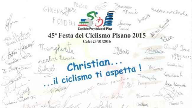 03.02.2016 - CHRISTIAN  TI ASPETTIAMO