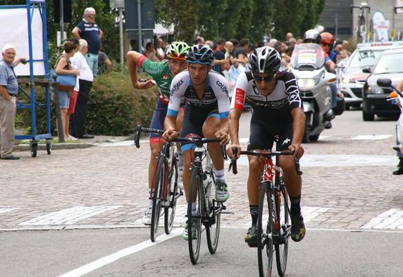 Cambianica, Toniatti e Andreoletti (Foto Berry)