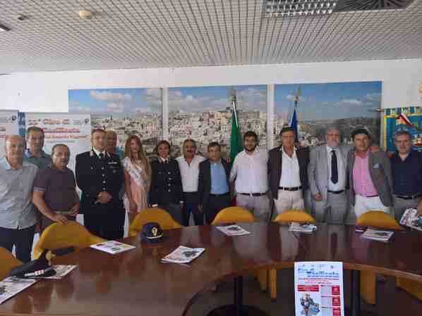 Municipio di Matera : Presentazione 33° Giro della Basilicata