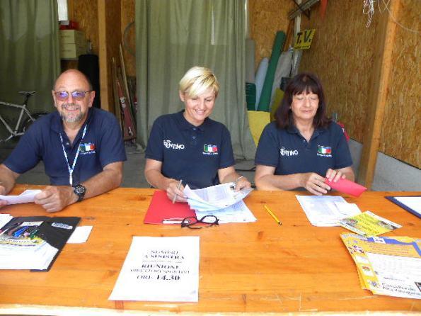 Dro, 07.8.16 , Giuria FCI del 15° Trofeo Learco Matteotti (Foto Nastasi)