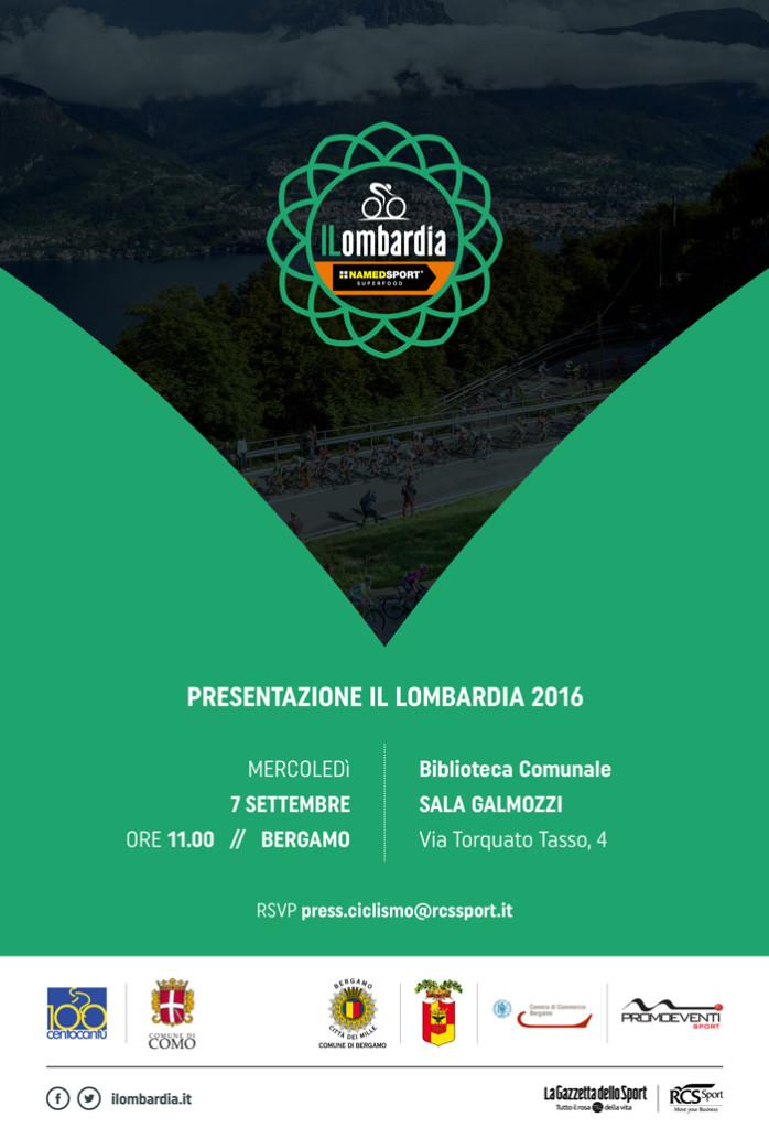 07.09.16 - Presentazione Il Lombardia