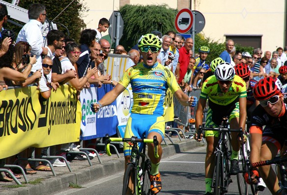 Alessandro Pini a Cogliate (Foto Berry)