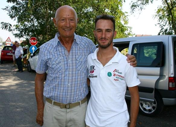 Marino Vigna e Leonardo Bonifazio (Foto Berry)