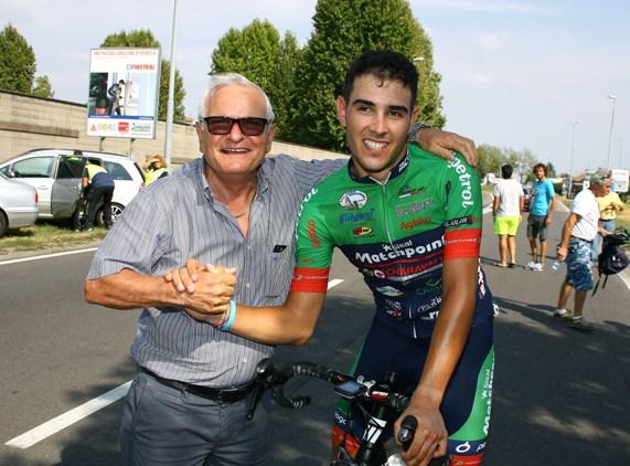 Leonardo Pirro con Matteo Moschetti (Foto Berry)