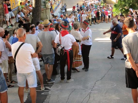 A Capodarco sempre una grande cornice di pubblico (Foto Andrea Silvagni)