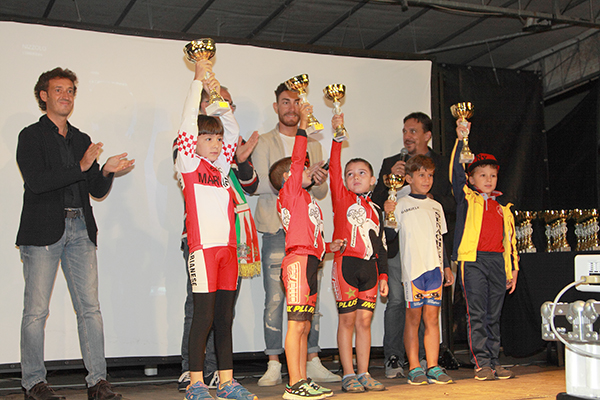 Premiazione categoria G1 (Foto Kia)