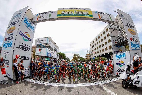 Memorial Marco Pantani 2016 - Cesenatico -  - La PartenzaCesenatico 198,8 km - 17/09/2016 - Partenza - foto Luca Bettini/BettiniPhoto©2016
