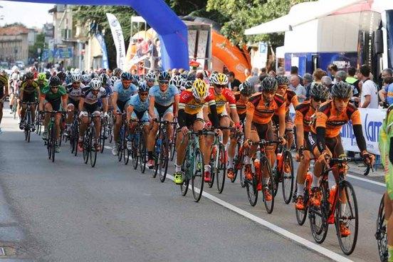 Un passaggio del gruppo ° (Foto Pisoni)