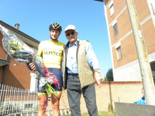 Christian Proserpio con Randazzo (Foto Nastasi)