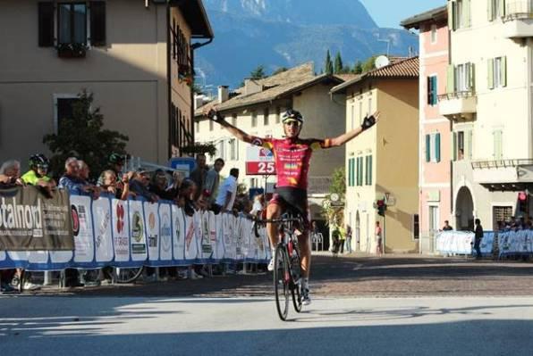 Gardolo 25.09.2016 - La vittoria di Manuele Tarozzi a Gardolo