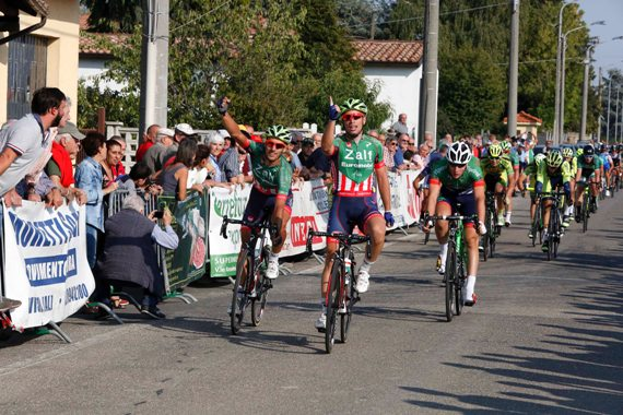 Marco Maronese vince ad Alzano Scrivia (Pisoni)