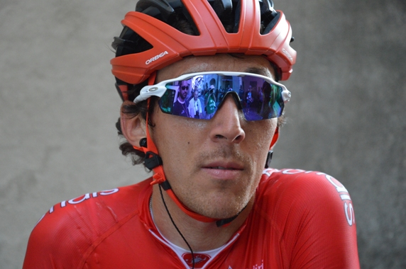 Stephane Rossetto, eroe di giornata (Foto Claudio Mollero)