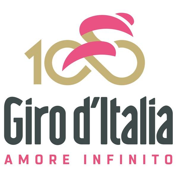 03.10.16 - LOGO 100 GIRO D'ITALIA AMORE INFINITO