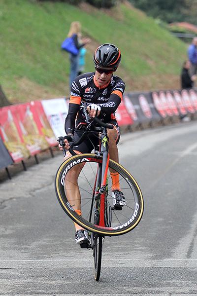 Stefano Oldani 9° vittoria stagionale a Mongrando (Foto di Kia)