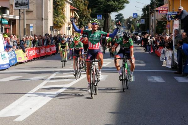 Michael Bresciani vince a Somma Lombardo (Pisoni)