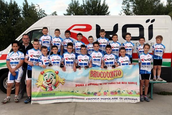 Cycling Team Ekoi Petrucci Giovanissimi (Photobicicailotto)
