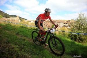 Daniele Mensi alla Marathon Tour dei Colli Albani