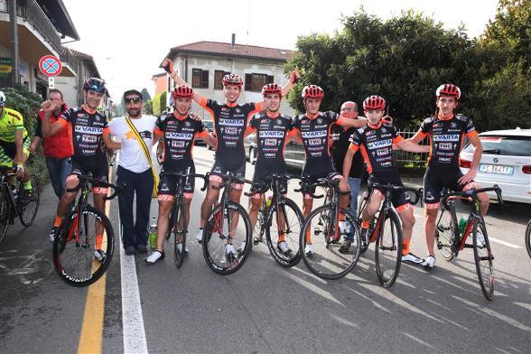 Squadra GB Junior Team-Vanzaghello (Foto Soncini)