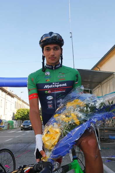 Jalel Duranti (Foto Pisoni)