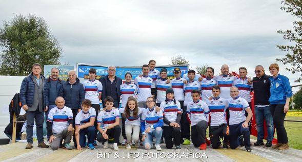 Ciclocross : Campioni Regionali Lazio