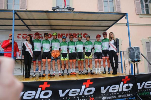 La Rappresentativa Lombardia Juniores (Foto Pisoni)