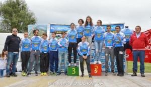 Leader del Trofeo Romano Scotti dopo 4° prova