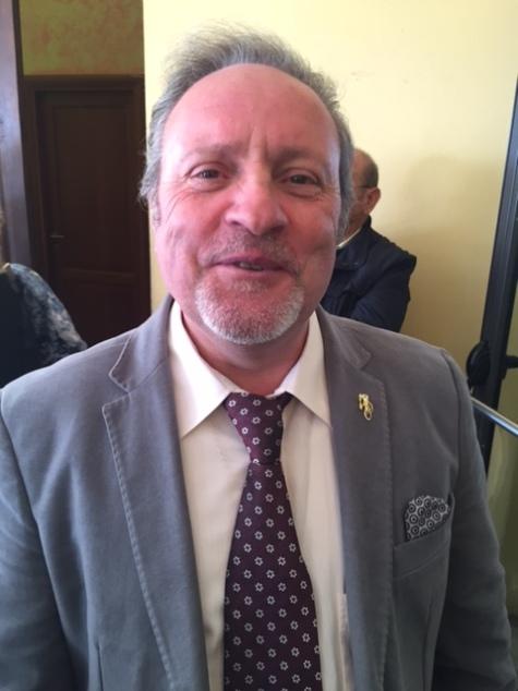 Giudice FCI-Toscana, Maurizio Colligiani