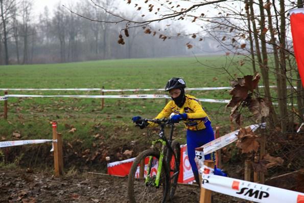 28.10.16 - Campo di gara ciclocross Marcaria