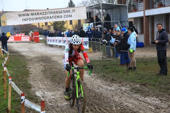 28.10.16 - Ciclogirl vittoriosa a Marcaria
