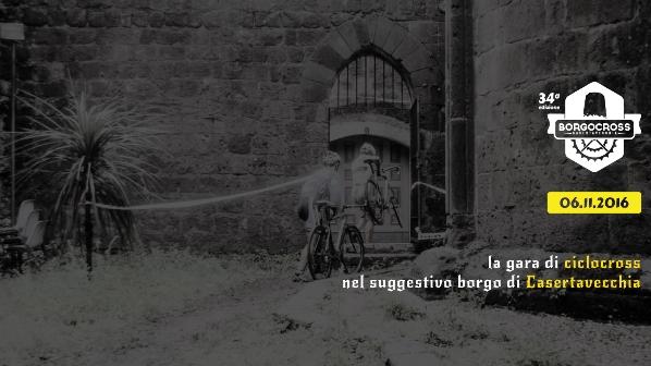 28.11.16 - BORGOCROSS LOCANDINA