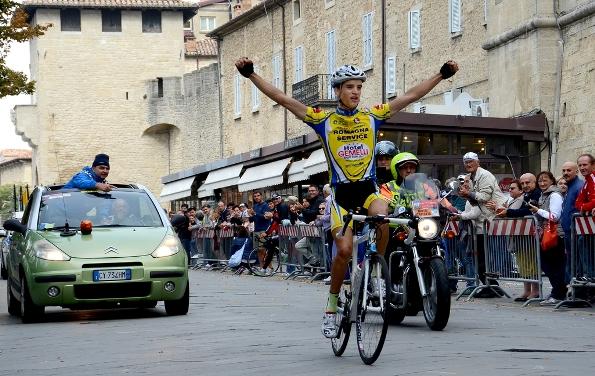 Loris Gieri vince la 59^ Lugo-San Marino