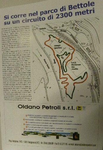 06.11.16 - Percorso ciclocross Borgosesia