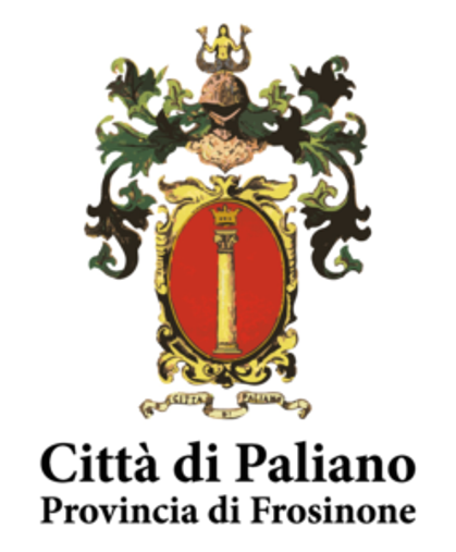 06.11.2016 - Stemma Comune di Paliano